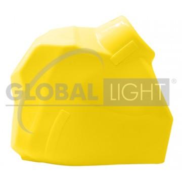 Nozzle Scuff Guard, Yellow,...