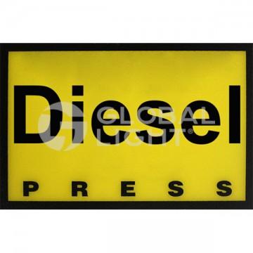 Diesel Overlay, Gilbarco...